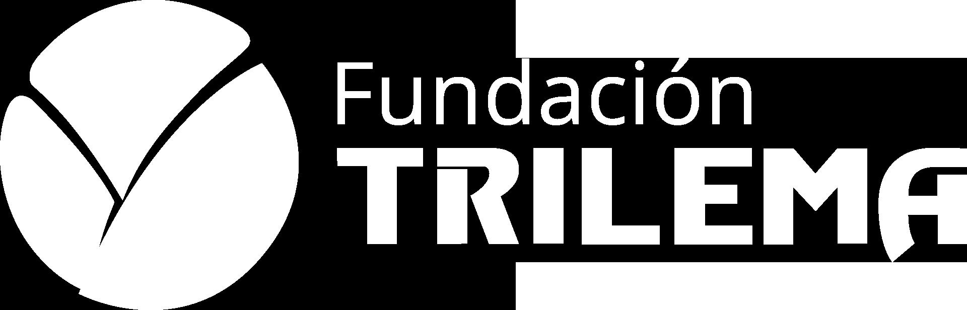 logo Fundación Trilema